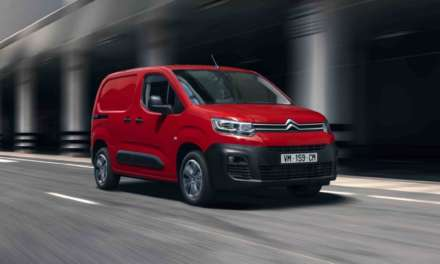 NEW CITROËN BERLINGO VAN: DESIGNED FOR ALL USES AND DEDICATED TO COMFORT