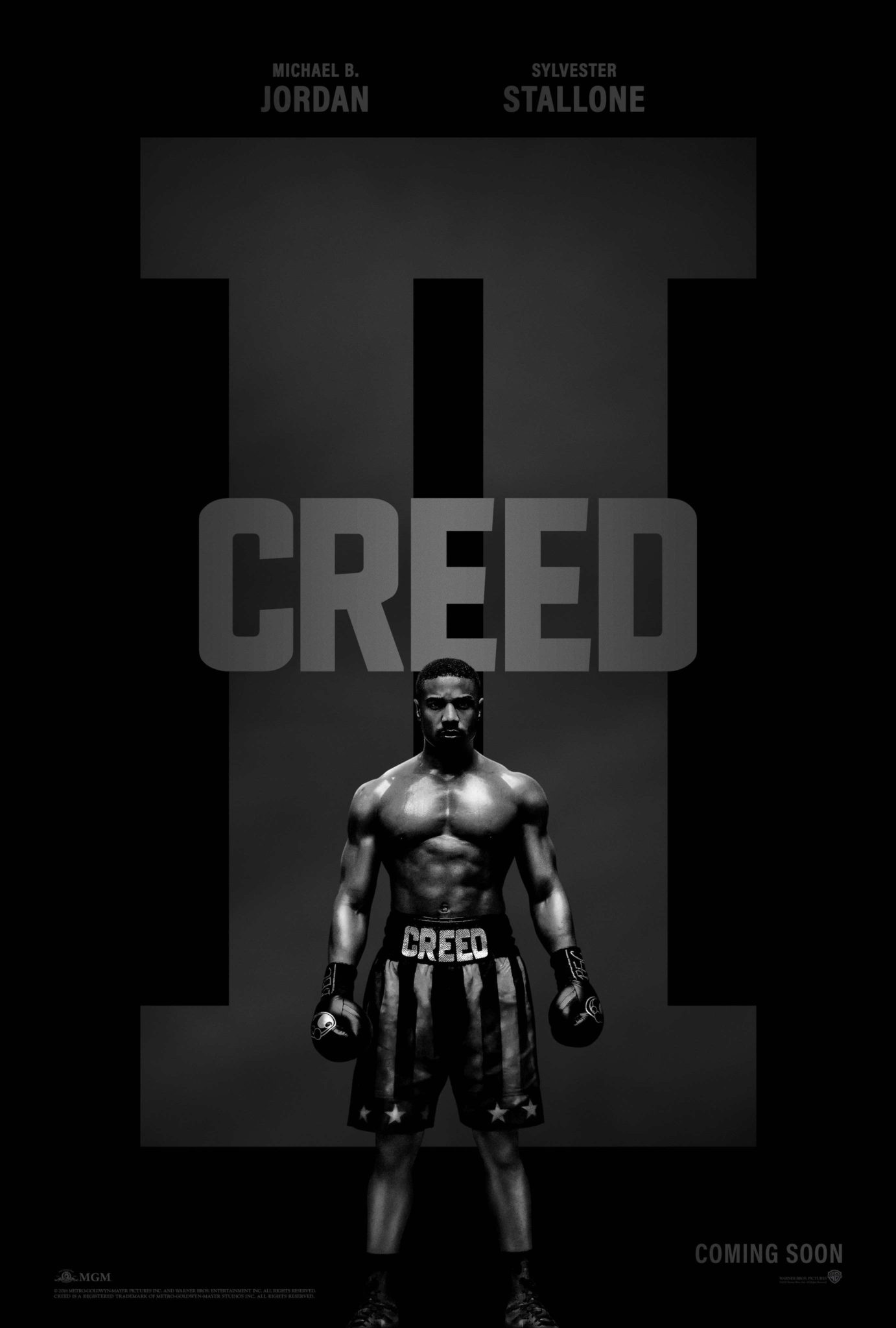 CREED II / First Trailer Released