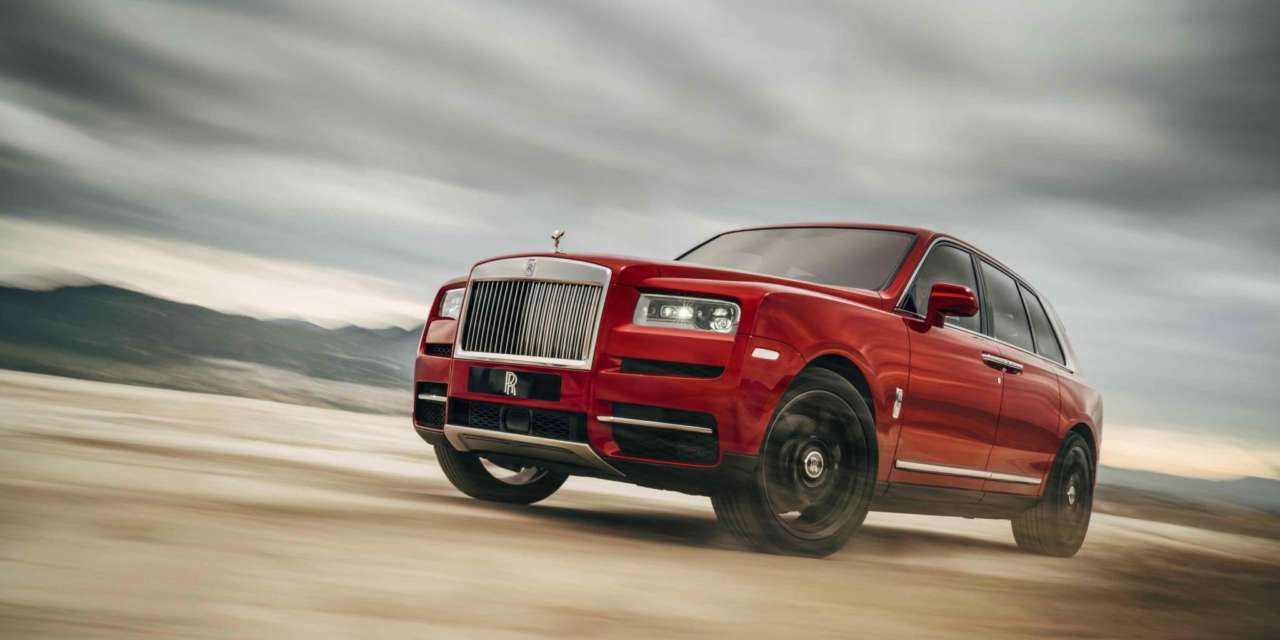 ROLLS-ROYCE MOTOR CARS TO PRESENT CULLINAN – THE WORLD'S MOST LUXURIOUS SUV AT SALON PRIVÉ