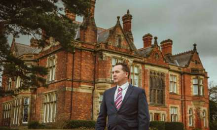 ROCKLIFFE HALL'S CHIEF EXECUTIVE TO TAKE ON TWO NEW CHALLENGES FOR CHARITY
