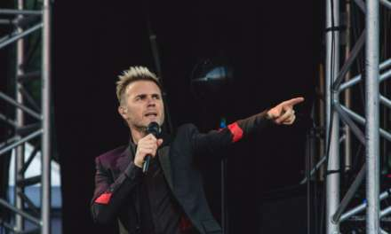 Gary Barlow at Scarborough Open Air Theatre – Pictures