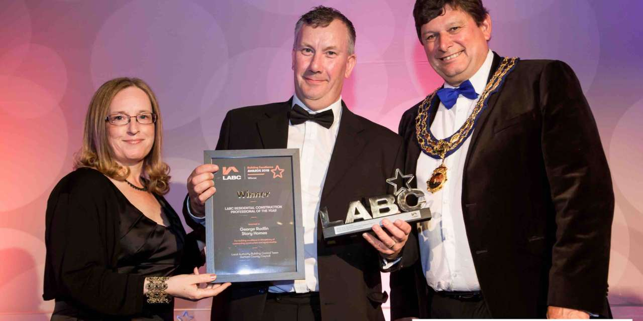 Site manager at Story Homes secures Northern Construction Professional of the Year award