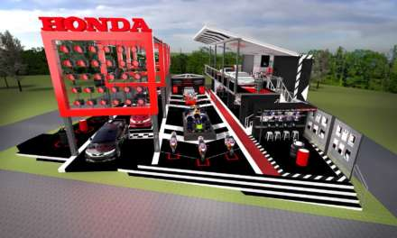HONDA UK UNVEILS STAND DESIGN FOR 2018 GOODWOOD FESTIVAL OF SPEED
