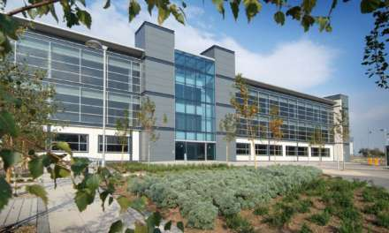 """""""BEST"""" MIDDLESBROUGH OFFICE SPACE COMES TO THE MARKET"""