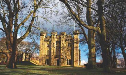 E-GHOSTS OF HYLTON CASTLE