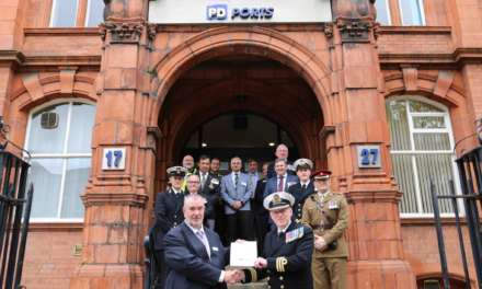 PD PORTS STRENGTHENS LONG-SERVING SUPPORT FOR THE ARMED FORCES COMMUNITY