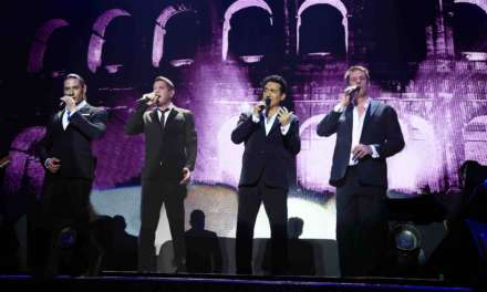 Yorkshire schoolboy singers and stars of Britain's Got Talent to open for IL DIVO at SCARBOROUGH OPEN AIR THEATRE
