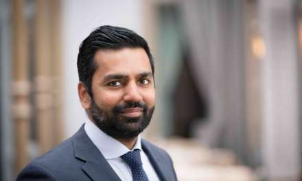 JATIN PARMAR SHORTLISTED FOR TOP HOSPITALITY AWARD