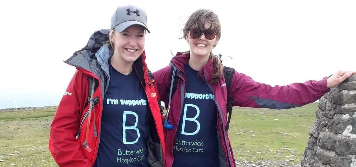 Grand-daughter of hospice founder rises to the challenge