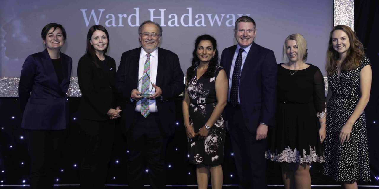 Ward Hadaway team comes out top for Client Management Innovation at national Legal Week Awards