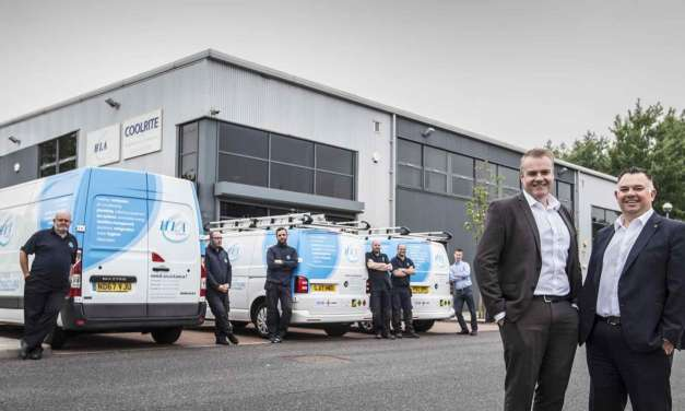 NORTH WEST EXPANSION PAYS OFF FOR BUILDING SERVICES EXPERTS
