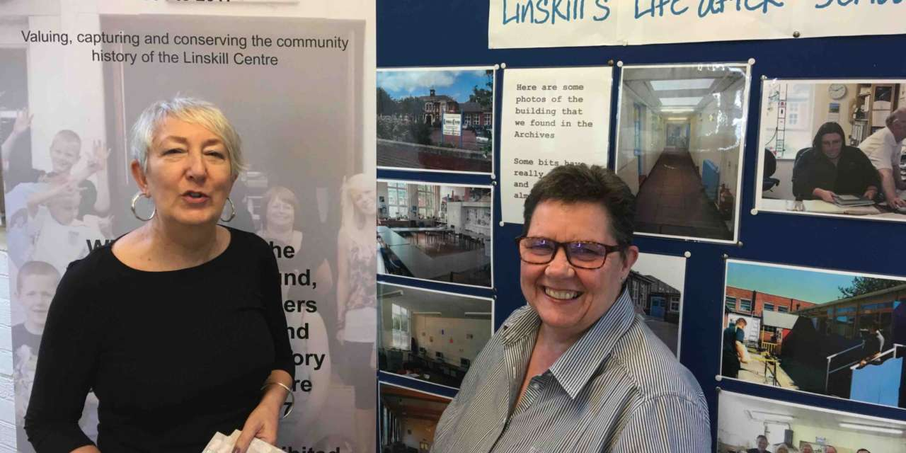 Linskill Life after School – celebrating Linskill's connection with the community