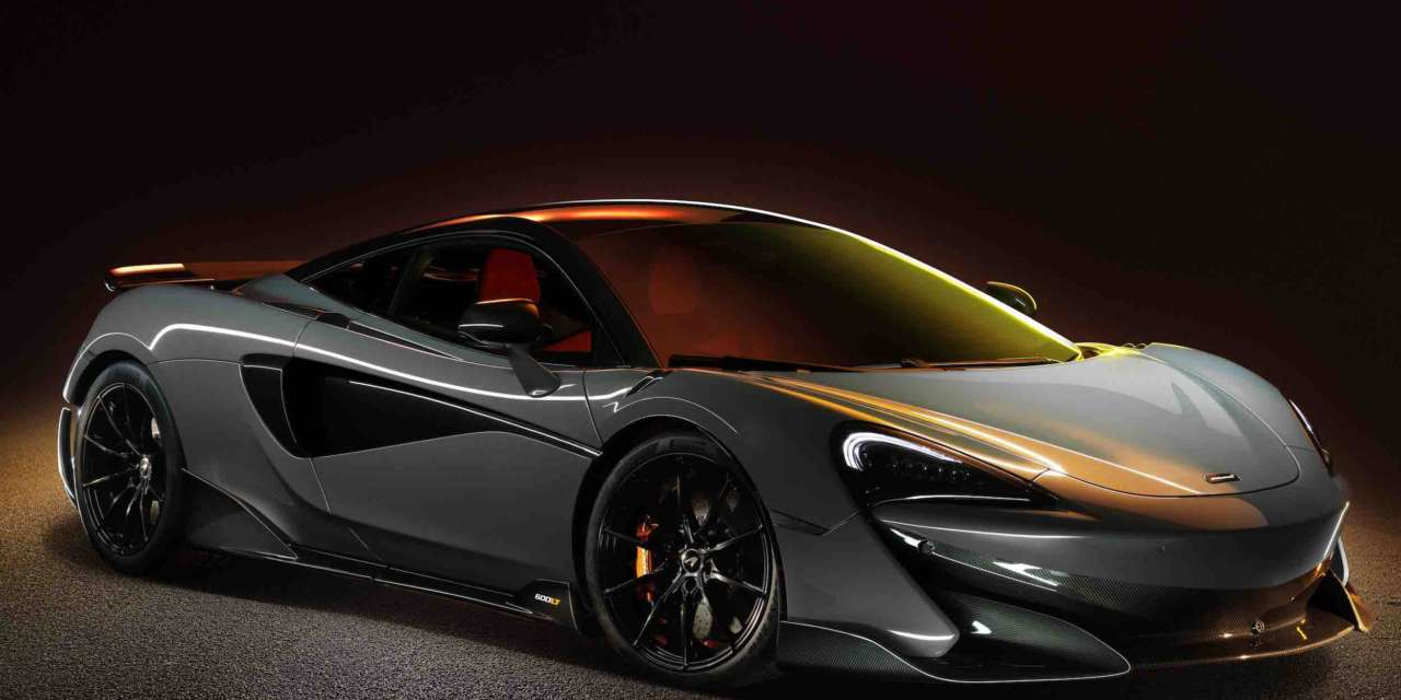 McLAREN 600LT: THE NEXT CHAPTER IN THE McLAREN LONGTAIL STORY
