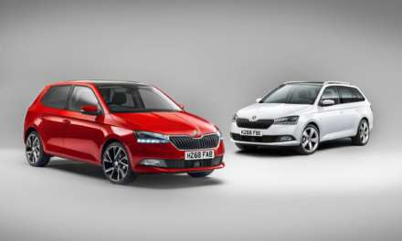 MORE MORE MORE! REVISED FABIA ADDS NEW EQUIPMENT, FRESH LOOKS AND EXTRA VALUE
