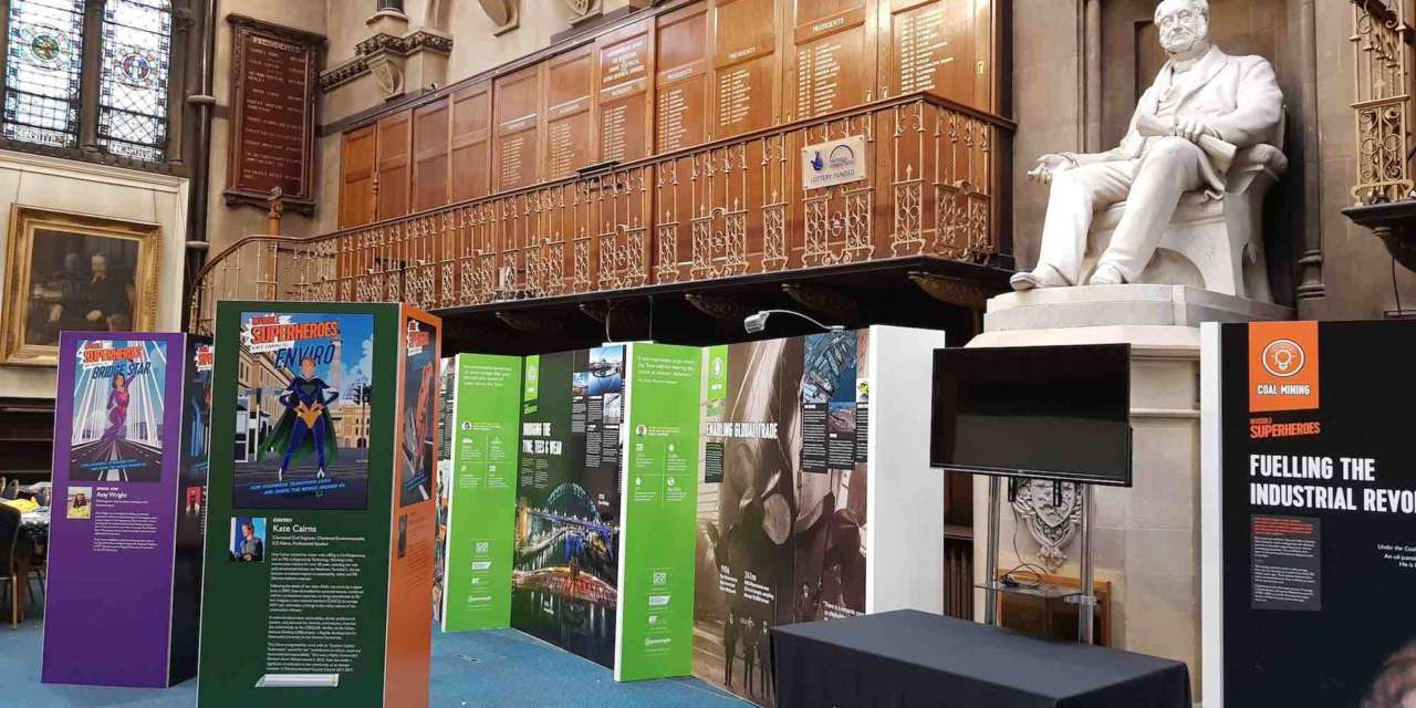 Newcastle's historic Mining Institute opens its doors during Great Exhibition of the North