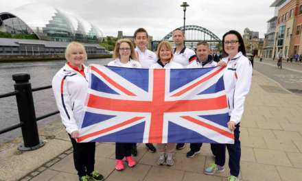 GB transplant athletes return with the Overall Best Team Trophy from the European Transplant Sport Championship in Cagliari, Sardinia, June 17th-24th