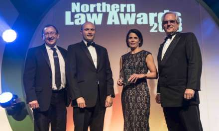HAY & KILNER TAKES COMMERCIAL PROPERTY CROWN AT NORTHERN LAW AWARDS