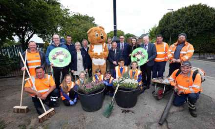 Sprucing Up Pelton, Tow Law, Gilesgate and Shildon