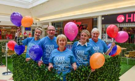 Sunderland shoppers asked to support fun and fund raising…