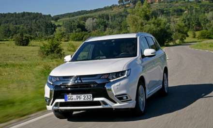 2019 MITSUBISHI OUTLANDER PHEV: ELECTRIC AND MORE