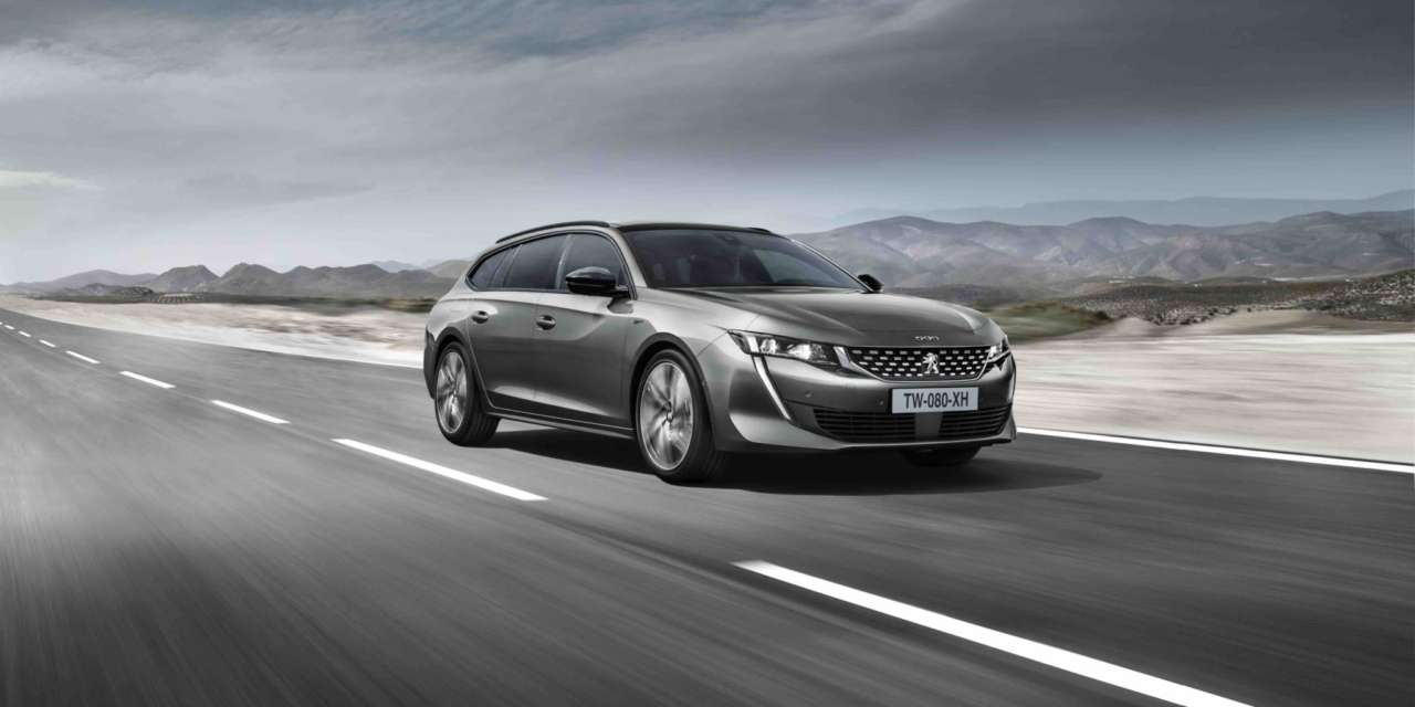 ALL-NEW PEUGEOT 508 SW BRINGS SLEEK STYLE TO THE ESTATE CAR MARKET