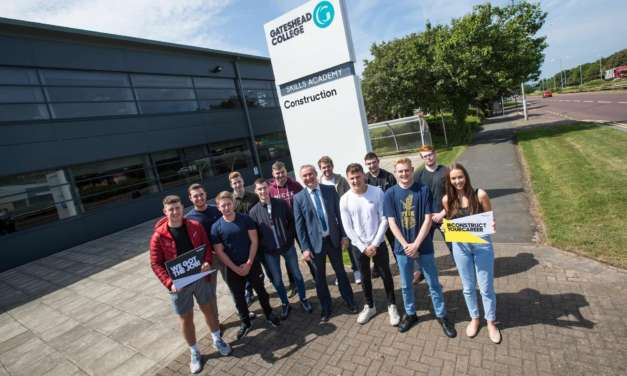 Construction scheme extended after creating jobs for apprentices