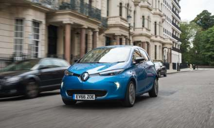 RENAULT RANGE SHOWCASED AT COMPANY CAR IN ACTION 2018
