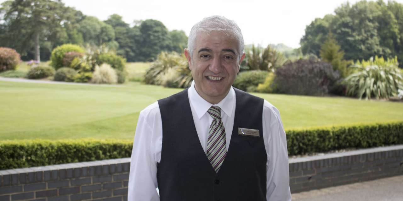 Local hospitality icon, Salvatore Obinu, joins Rockliffe Halls Clubhouse