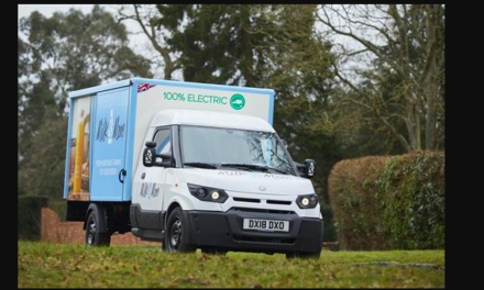 MILK & MORE ELECTRIFIES WITH UK'S LARGEST SINGLE EV FLEET ORDER
