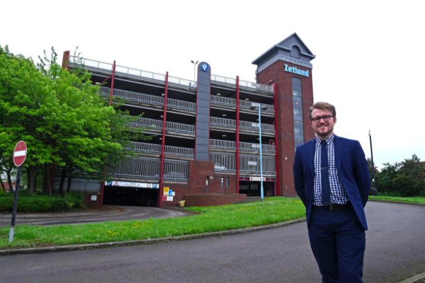 Car parking changes proposed for city-scale ambitions