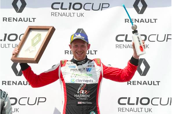 Coates takes important Oulton Park win