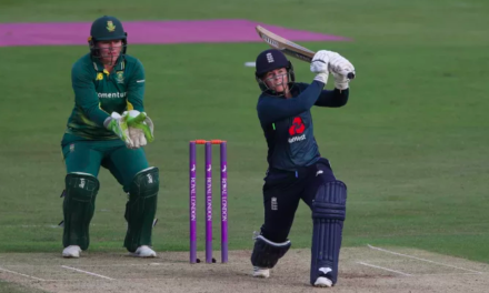 Beaumont Clinches Series Win For England