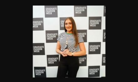 Northumbria fashion students scoop top industry accolades in London during Graduate Fashion Week showcase