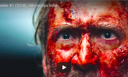 MANDY starring Nicolas Cage / Official Trailer Released