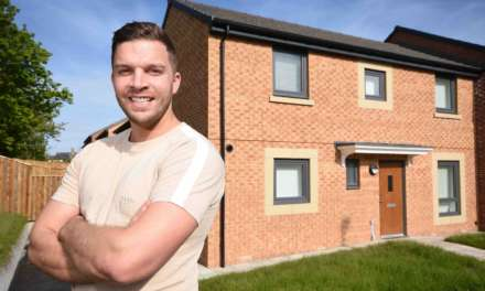 New housing development completes in Camperdown