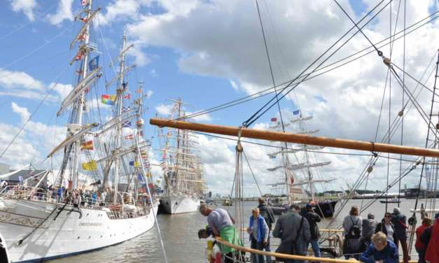ONE MONTH TO GO UNTIL THE TALL SHIPS RACES SUNDERLAND 2018