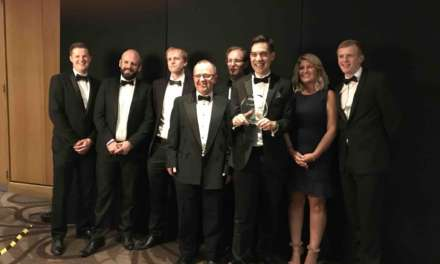Awards Win for Leathers the Accountants
