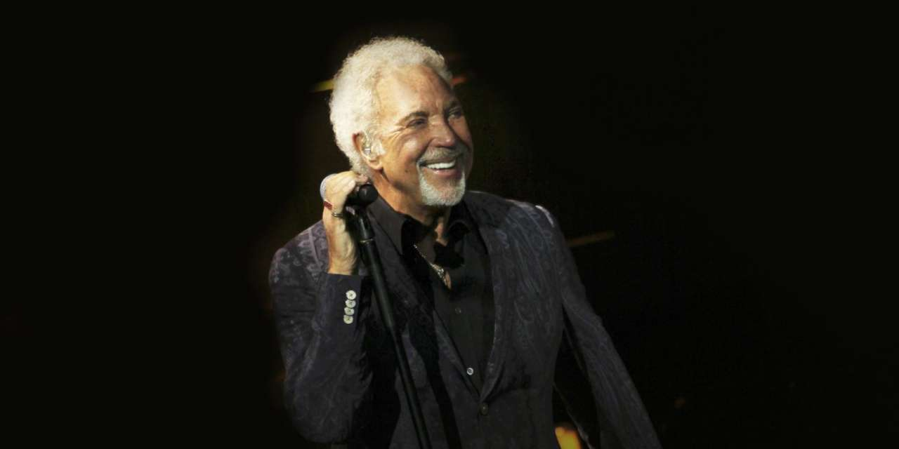 Q&A With Tom Jones before Summer House Sounds at Alnwick Castle