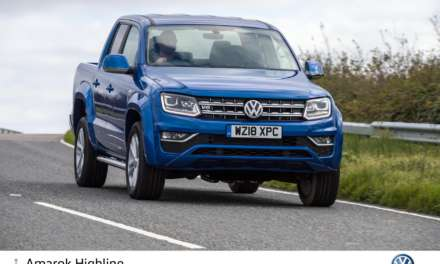 PICK-UP SOME EXTRA POWER POINTS WITH NEW RANGE-TOPPING AMAROK ON SALE NOW