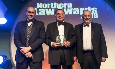 Ward Hadaway named Law Firm of the Year 2018 at Northern Law Awards
