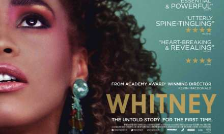 **INTERNATIONAL POSTER RELEASED** – WHITNEY – In Cinemas 6th July