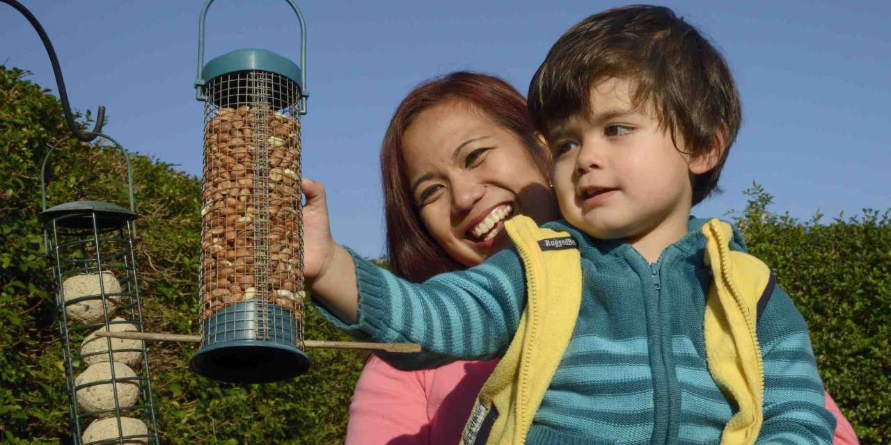 National nature challenge breaks record  Over 350,000 take part in 30 Days Wild