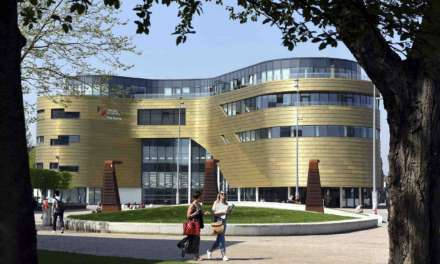 Global accolade for Teesside University