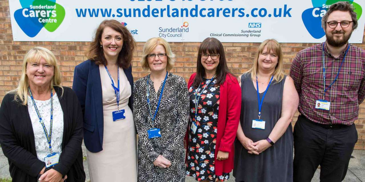 Sunderland carers put passion in poetry