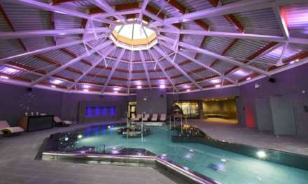 Ramside Spa bubbling with excitement over award