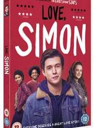 LOVE SIMON – AVAILABLE ON DVD – 6TH AUGUST