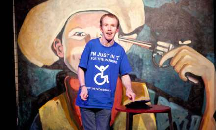 BRITAIN¹S GOT TALENT FINALIST LOST VOICE GUY TO APPEAR AT SOUTH TYNESIDE COMEDY FESTIVAL