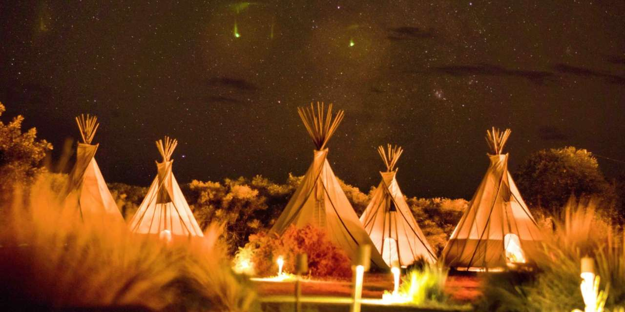 Great Glamping Holidays In Northumberland