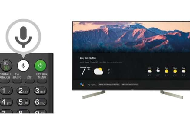 Sony Brings the Google Assistant to BRAVIA Android TVs in UK