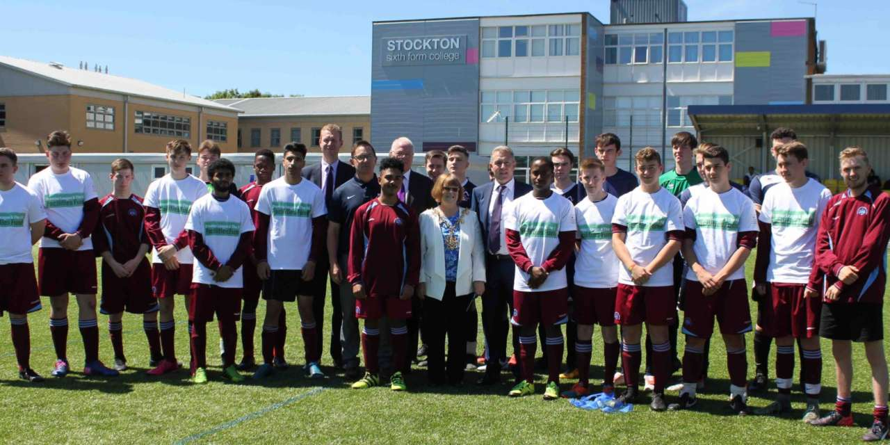 New facilities for The Anchors set to boost adult football participation by 456%